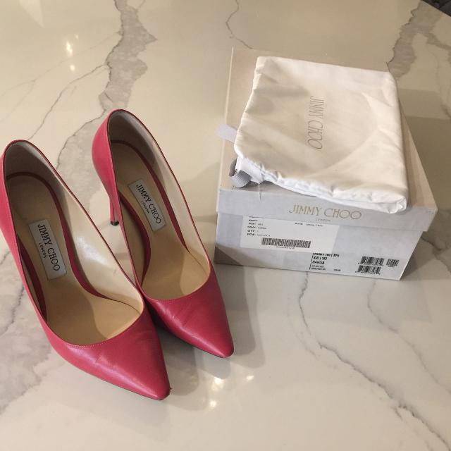 011d964f2ab Jimmy Choo authentic shoes