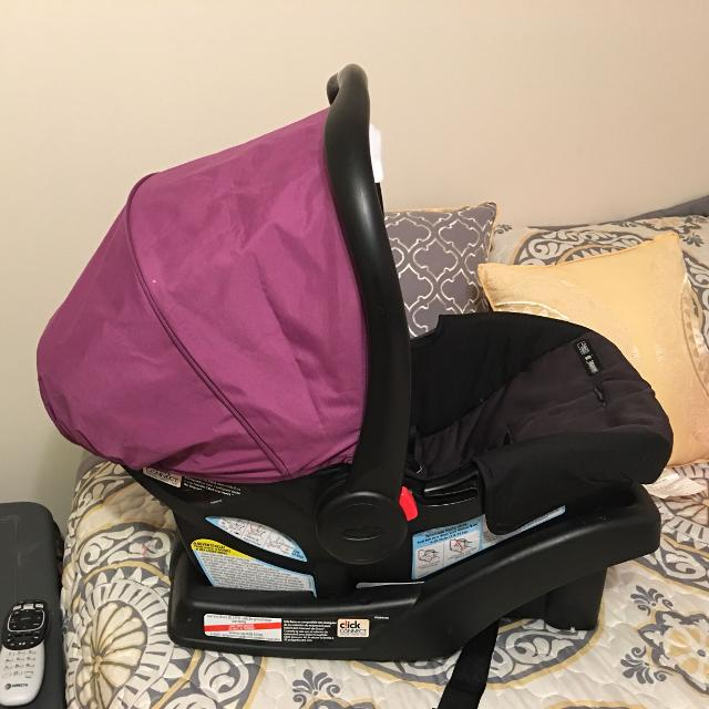 Graco Snugride 30 Car Seat And Base