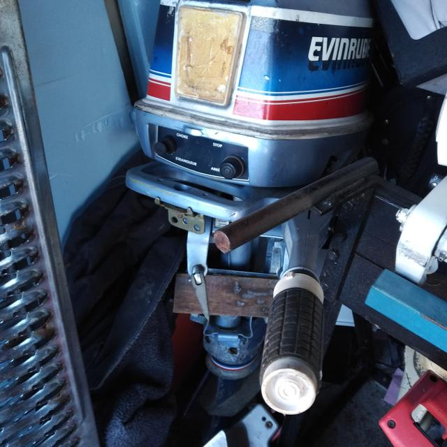 Best 20hp Evinrude Outboard Motor 1980 For Sale In Ajax Ontario For 2020