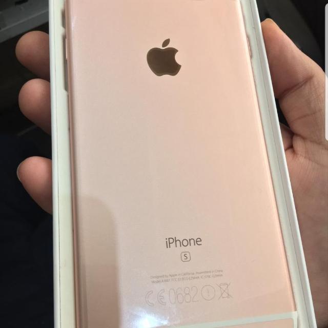 Brand New Rose Gold Iphone 6s Plus 16gb