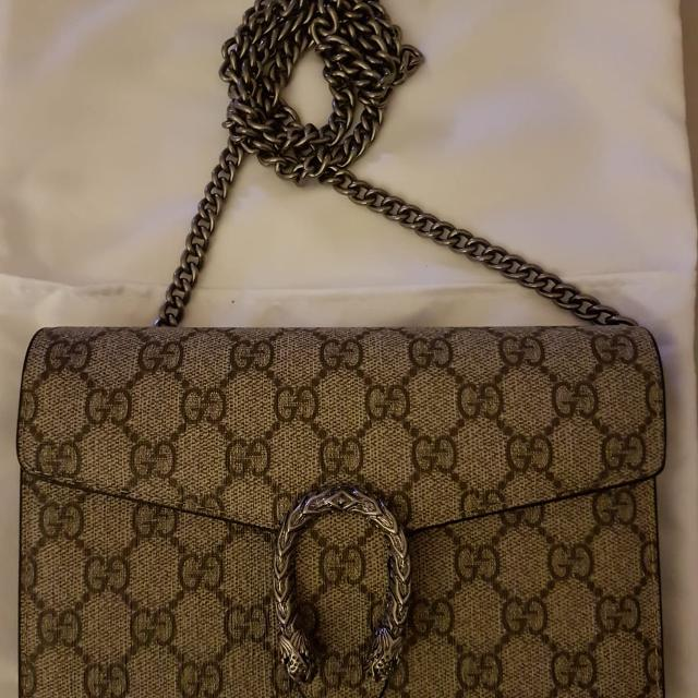 cd03fdbd2b77 Best Gucci Dyonisus Wallet On Chain for sale in Reading for 2019