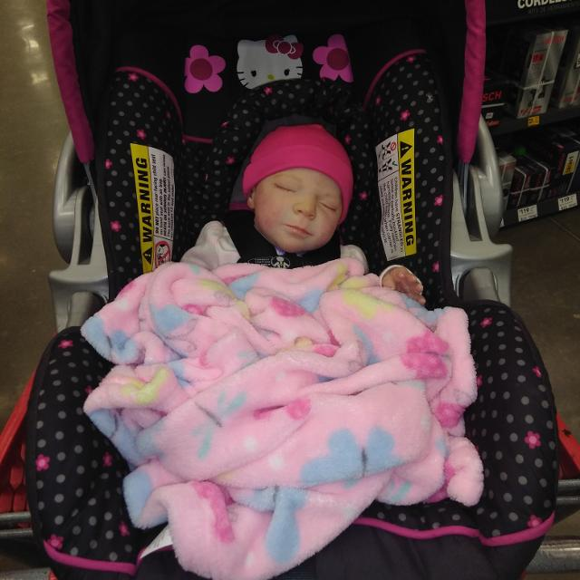 Hello Kitty Infant Carseat