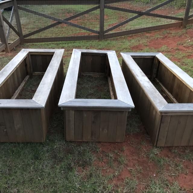 Find More Large Raised Planter Bo