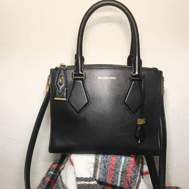 0c898f5ca937 Best Michael Kors Collection Casey Leather Satchel for sale in San Jose,  California for 2019