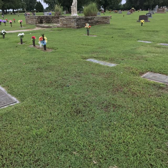 Best 2 Burial Plots In Resthaven Cemetery Shawnee, Ok for sale in ...