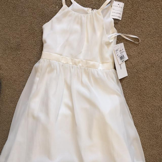 79f7a232b77 Best Nwt David s Bridal Flower Girl Dress for sale in Airdrie ...