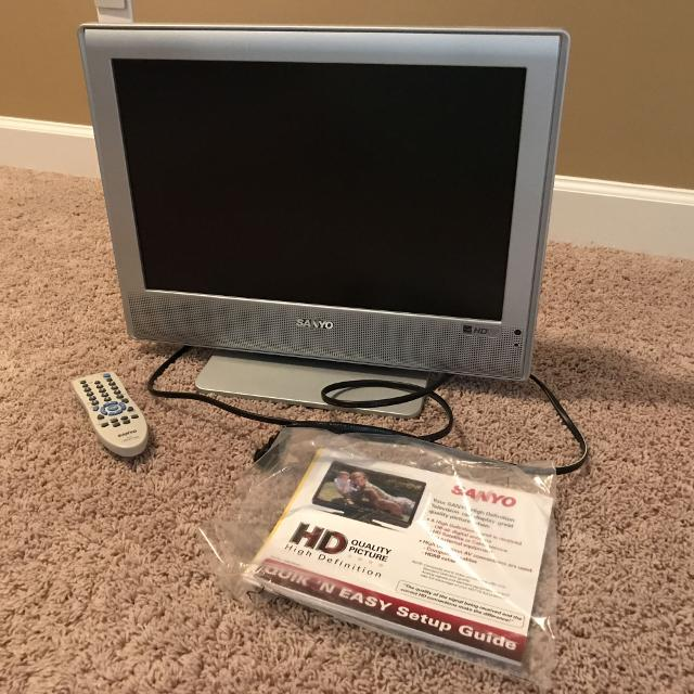 Excellent Condition Sanyo 19