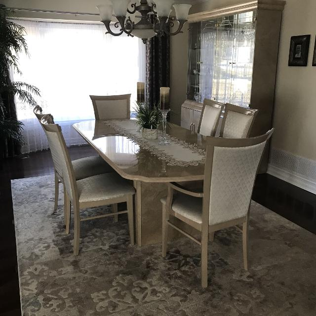 Find More Dining Table And Hutch Set. For Sale At Up To 90