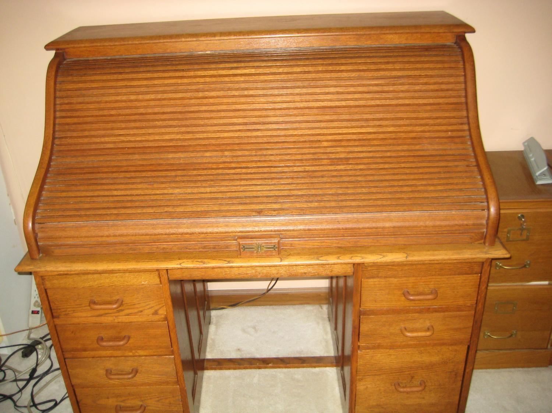 Best Antique Roll Top Desk For Sale In Charleston West Virginia