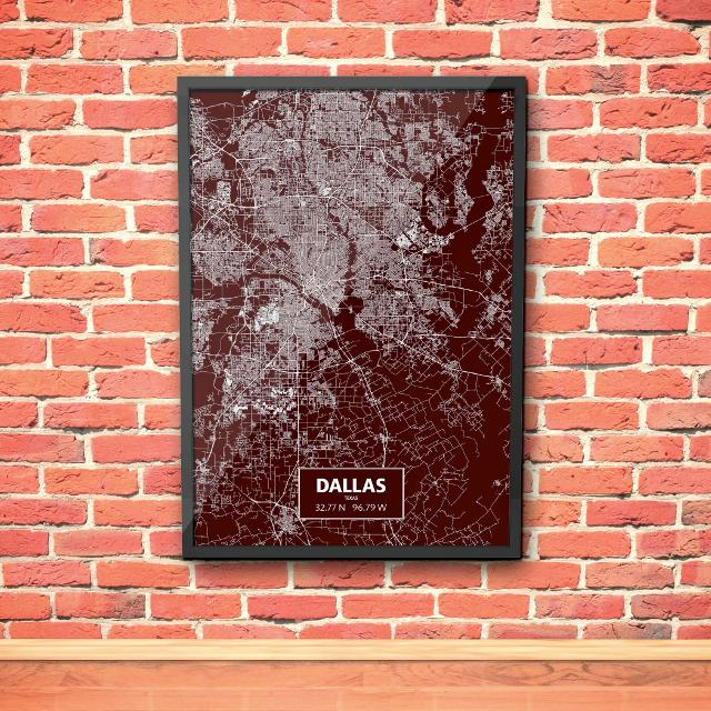Best Dallas Wall Art for sale in Galveston County, Texas for 2018