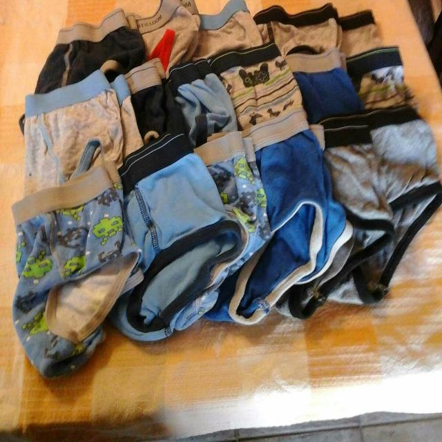 Find more Washed But Never Used Boys Underwear for sale at up to 90% off 39da3af26e84