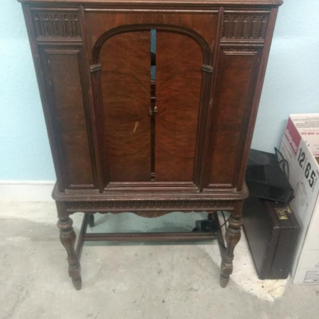 Antique Radio Cabinet. - Find More Antique Radio Cabinet. For Sale At Up To 90% Off