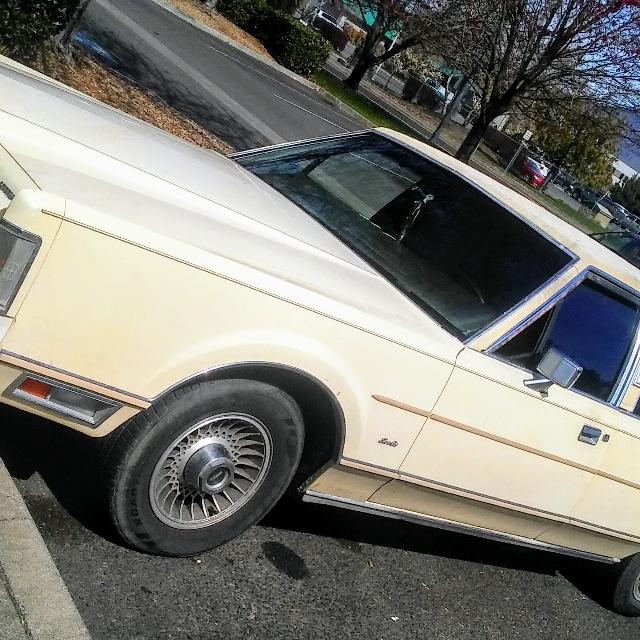 Best 1985 Lincoln Town Car For Sale In Medford Oregon For 2018