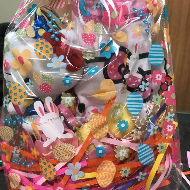 Find More Hello Kitty Toddler Girl Easter Basket Size 3t For Sale