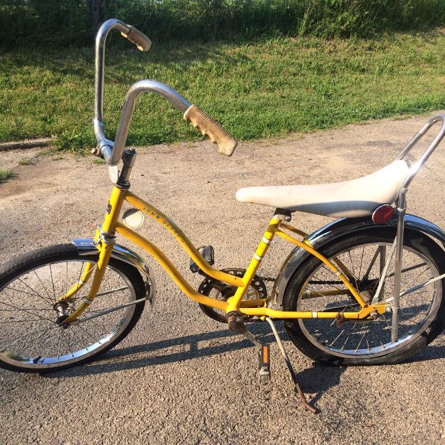 Best Vintage John Deere Banana Seat Bike For Sale In Peoria
