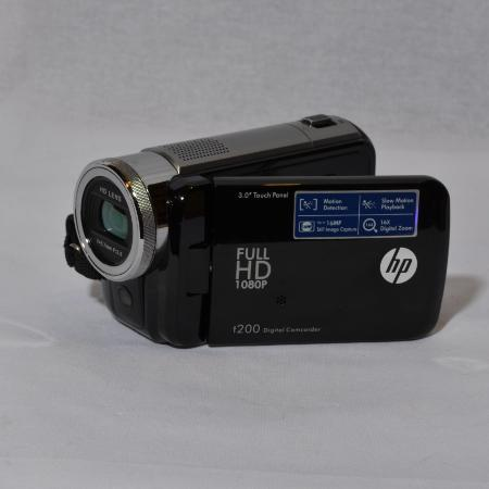 "HP T200 HD Camcorder 1080p 3"" LCD... for sale  Canada"