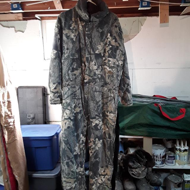 48faa4c1ade73 Best Insulated Camo Coveralls for sale in Rapid City, South Dakota for 2019