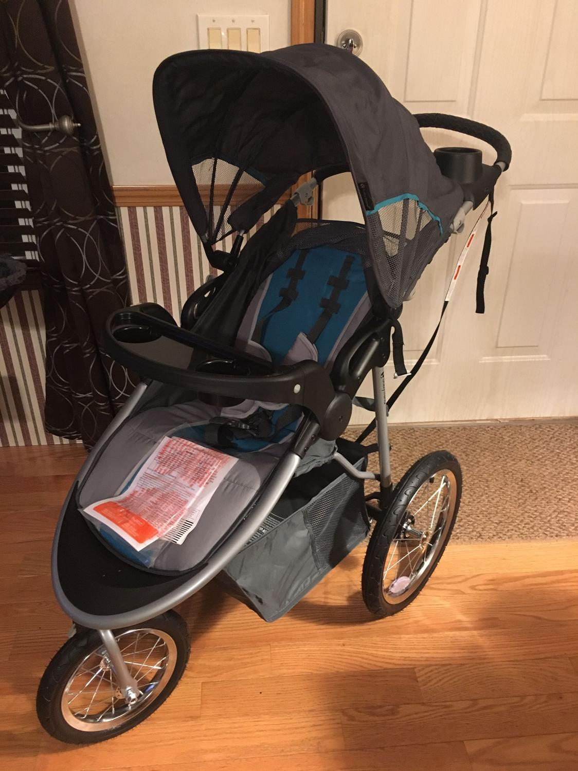 Baby Trend Cityscape Jogger Stroller New
