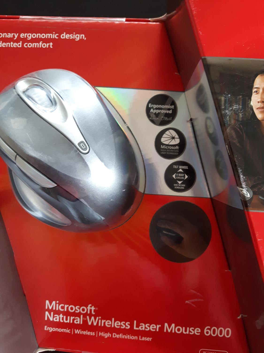 dfd25b7471b Best Microsoft Wireless Laser Mouse 6000 Price Drop for sale in Etobicoke,  Ontario for 2019
