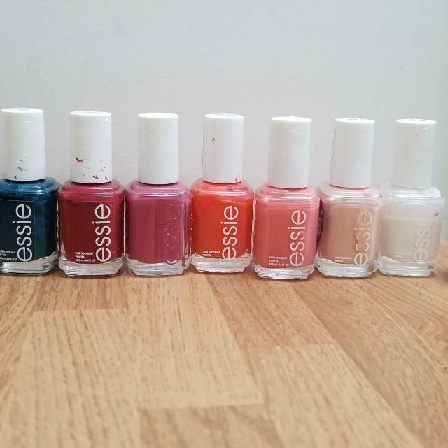 Find more 9 Essie Nail Polish + 1 Opi Lot for sale at up to 90% off