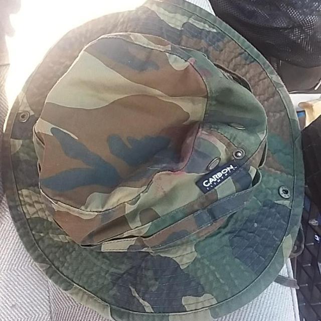 ecfd16b055b Camo bucket hat. Seller can meet near. Joplin