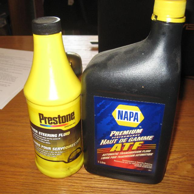 Find more Automatic Transmission Fluid & Power Steering