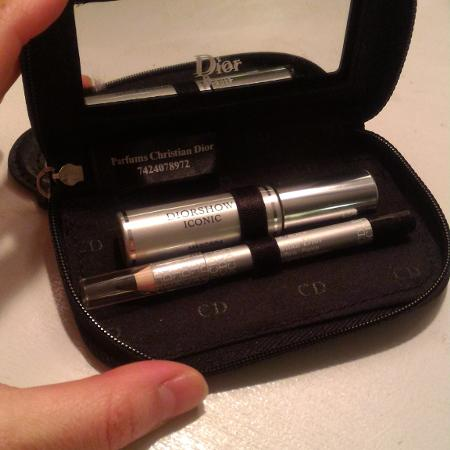 Used, Authentic DIOR makeup set for sale  Canada