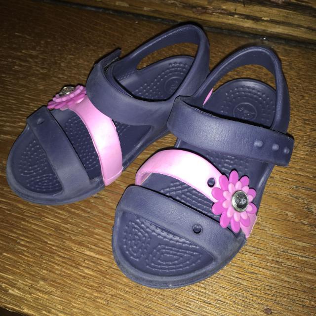 85bd98183ba2 Best Crocs Sandals For Toddler Girl (size 7 Us) for sale in Etobicoke