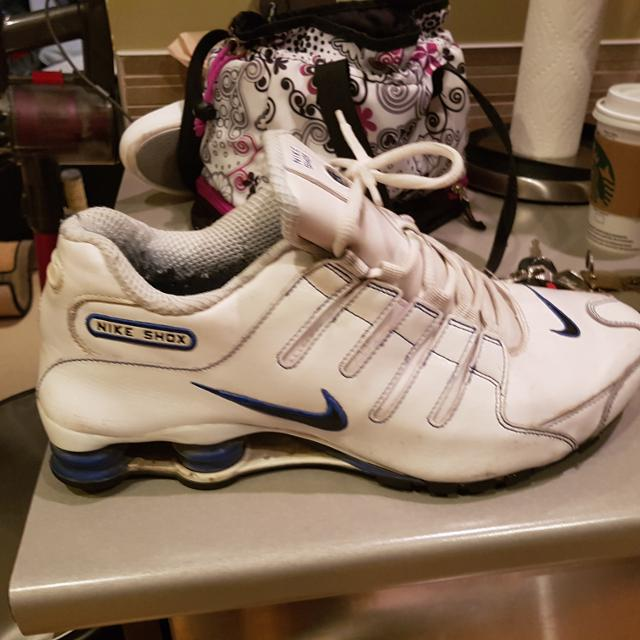 Best Mens Nike Shox Size 13 for sale in Victoria e501766ba