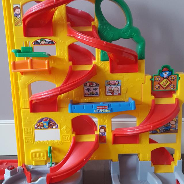 Find More Fisher Price Little People Garage For Sale At Up To 90 Off
