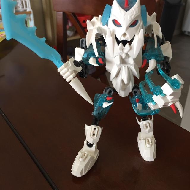 Find More Lego Hero Factory Figure Frost Beast For Sale At Up To 90