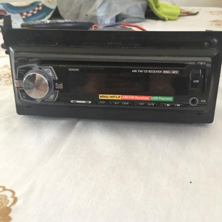 Dual am fm car stereo for sale  Canada