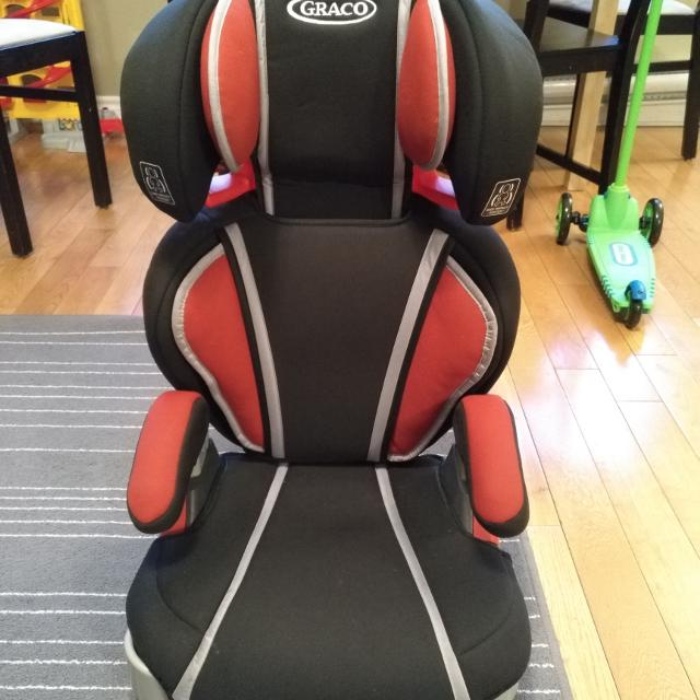 Best Graco Highback Turbo Booster Seat For Sale In Mississauga