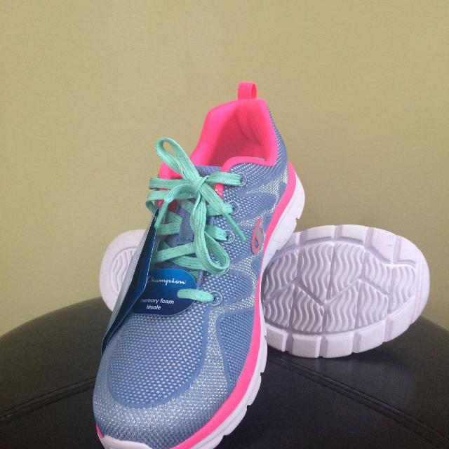5844169eb9a Find more Brand New Champion Runners With Memory Foam 🏼 ♀ for ...