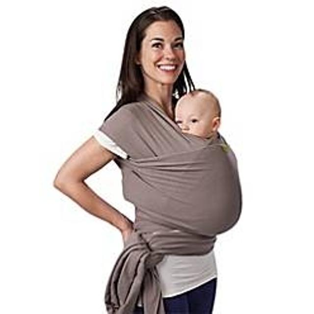14da0a3aaed Find more Dark Brown Moby Wrap for sale at up to 90% off