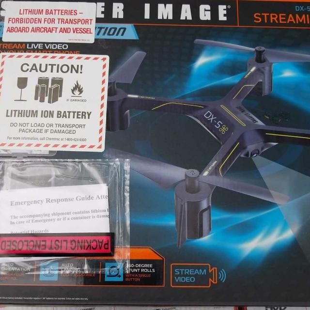 Find More Sharper Image Dx 5 Streaming Drone For Sale At Up To 90 Off