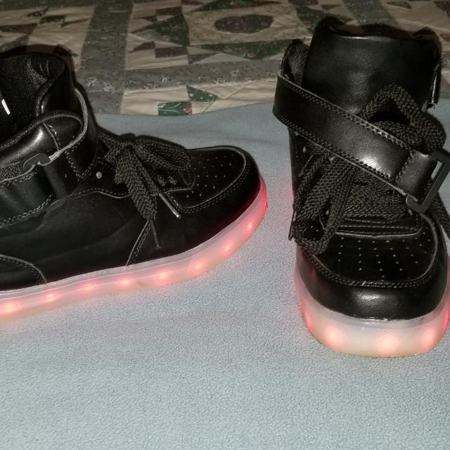 huge selection of 45679 f1a52 Best Kid s Chargeable Light Up Shoes Size 5 for sale in Fort Myers, Florida  for 2019