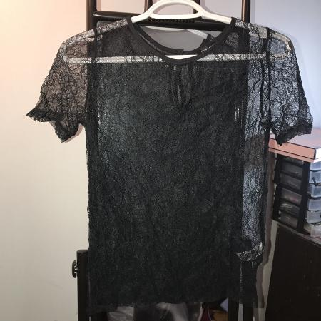Dynamite lace blouse S for sale  Canada
