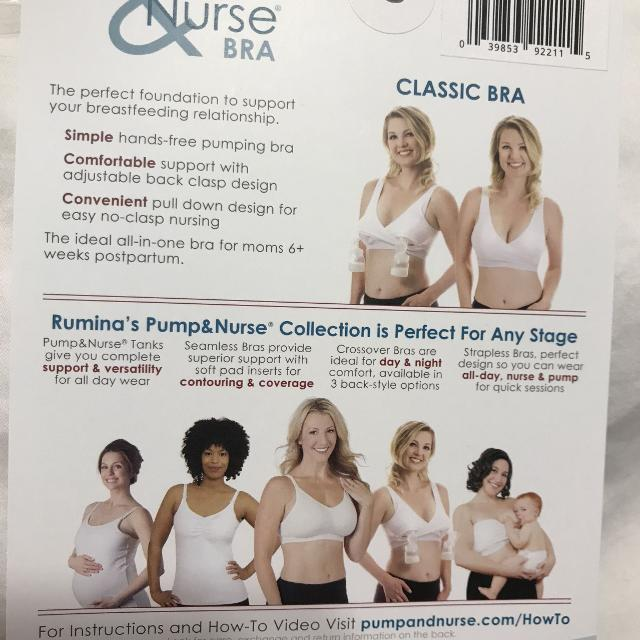 66f447ce5 Best Hands Free Pumping nursing Bra- Rumina for sale in Calgary ...