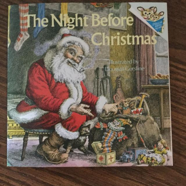 the night before christmas book new