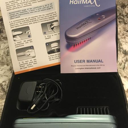 Laser hair renewal comb for sale  Canada