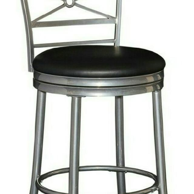 Powell 30 In Rory Big And Tall Bar Stool Set Of 2