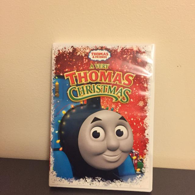 thomas friends dvd a very thomas christmas