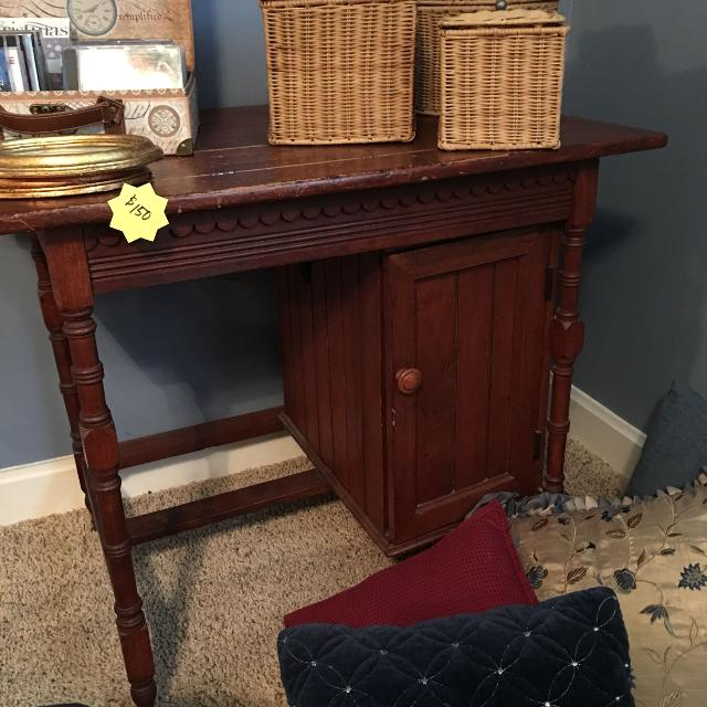 Antique Sewing Table - Best Antique Sewing Table For Sale In Nashville, Tennessee For 2018
