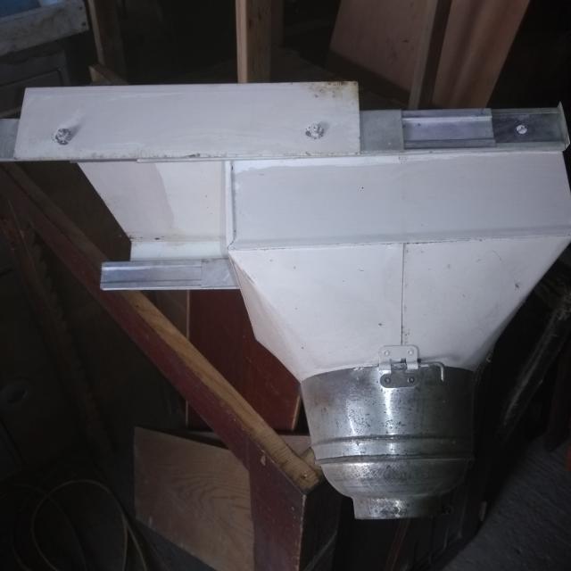 Old Hoosier Cabinet Flour Sifter