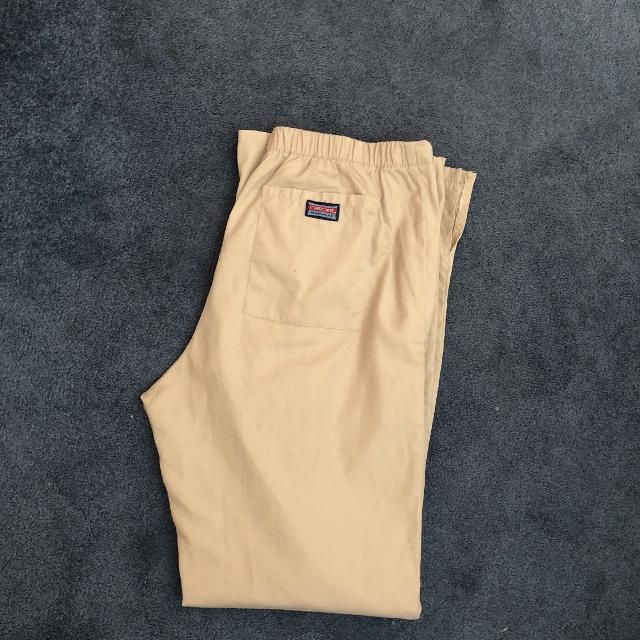 6c10b705c82 Best Cherokee Tan Scrub Pants- Size S, Fit More Like M for sale in Fond Du  Lac, Wisconsin for 2019
