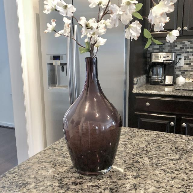 Find More Purple Glass Vase From Target For Sale At Up To 90 Off