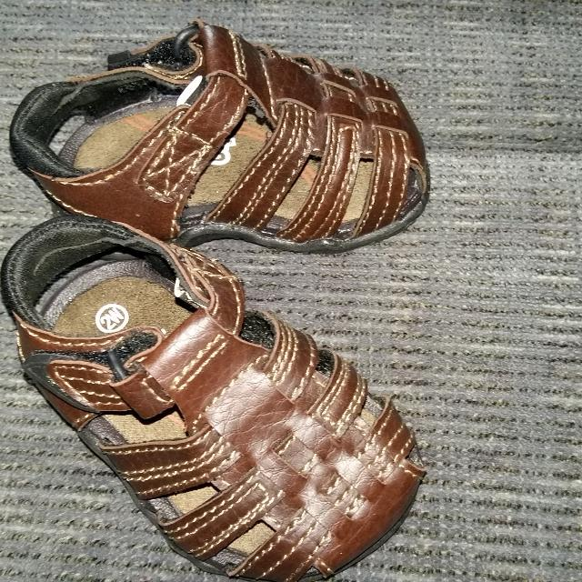 da862b20ef8b Best Teeny Toes Brown Sandals for sale in Dollard-Des Ormeaux ...