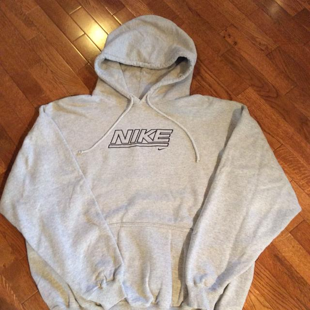 4129f8ba6 Find more Nike Xxl Grey Hoodie for sale at up to 90% off