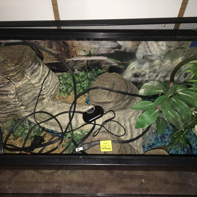 Find More Reptile Terrarium And Waterfall Kit For Sale At Up To 90 Off